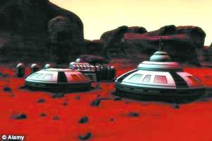 """美国13日启动""""百年星舰""""计划 宇航员有去无回"""
