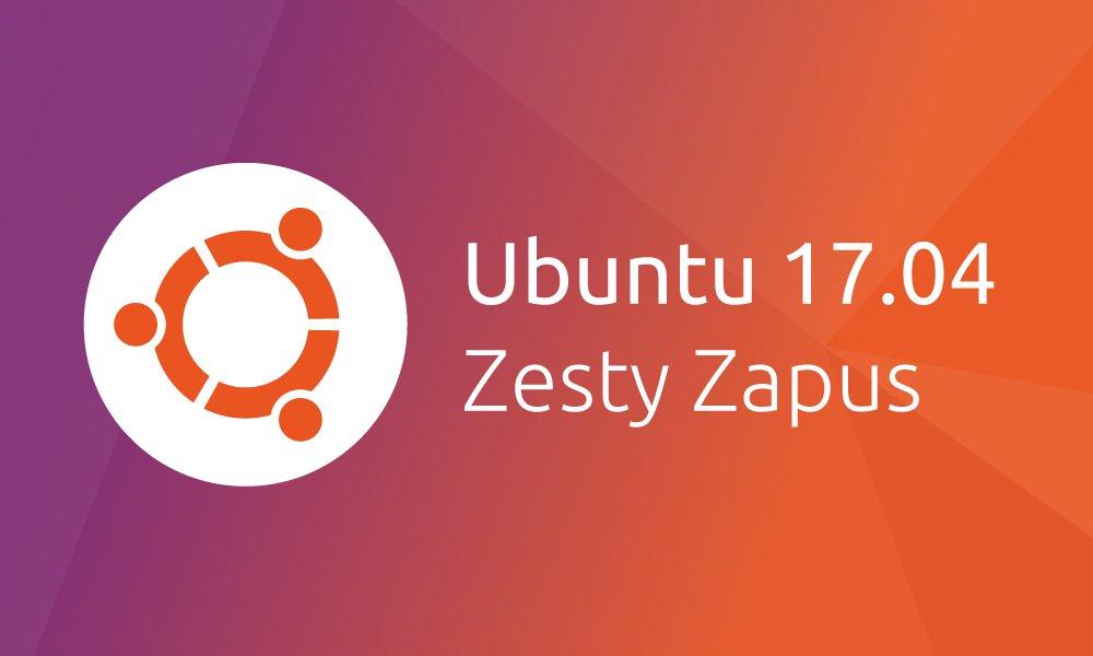 Ubuntu Server 17.04正式发布